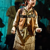 'Treasure Island' Play performed in the Olivier Theatre at the Royal National Theatre, London, UK