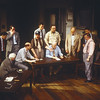 'Twelve Angry Men' Play performed at the Comedy Theatre, London, UK 1996