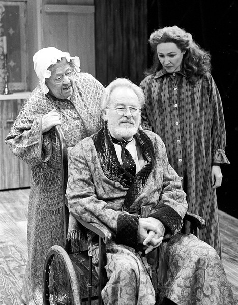 'Uncle Vanya' Play performed at Chichester Festival Theatre, UK 1996