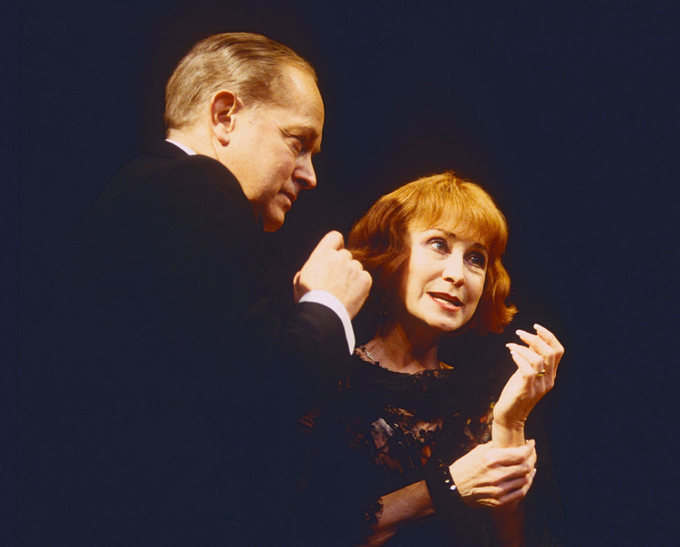 'Waste' Play performed at the Old Vic Theatre, London, UK 1997