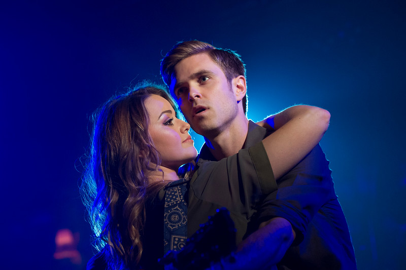 'What's it All About?Bacharach Reimagined' Musical performed at the Menier Chocolate Factory, London, UK