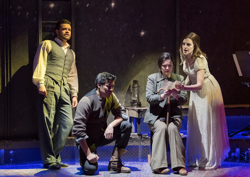 'Whisper House' Musical performed at the The Other Palace Theatre, London, UK