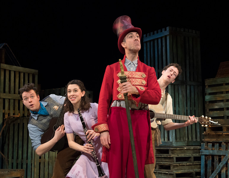 'Wilde Creatures' Play performed at the Vaudeville Theatre, London, UK