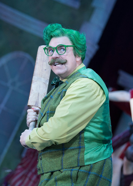 'Wind in the Willows' Play performed at the London Palladium, UK
