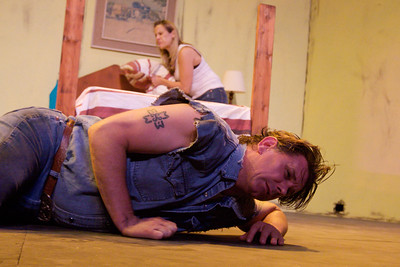 The Keegan Theatre's Production of Sam Shepard's Fool For Love in the Everyman Theatre, Cork.