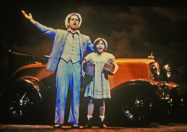 "Gregory Harrison, Natalie DeLucia ""Paper Moon"""