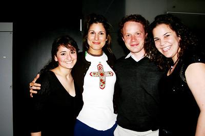 In NY for the Nurse workshop 05/06 JO, Stephanie Block,, Sean, Lindsey Mendez