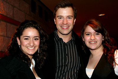 Joelle, Danny Gurwin and Kaily -Lippa benefit  12/06