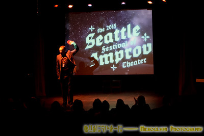 Seattle Festival of Improv Theater 2015