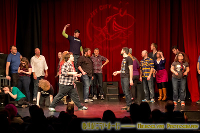 Seattle Festival of Improv Theater 2016