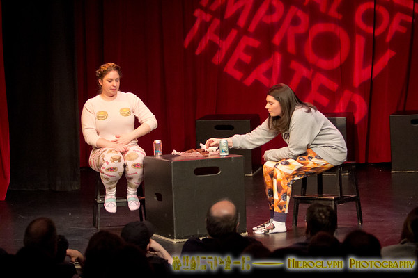 Seattle Festival of Improv Theater 2017