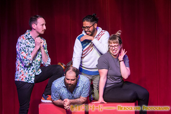 Seattle Festival of Improv Theater 2019