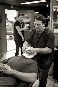 Barber Shop - BW-12