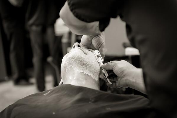 Barber Shop - BW-20