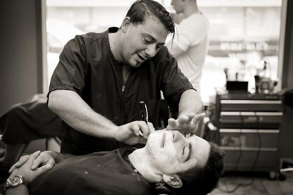Barber Shop - BW-17