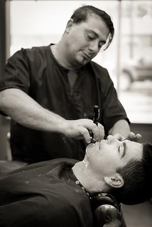 Barber Shop - BW-23