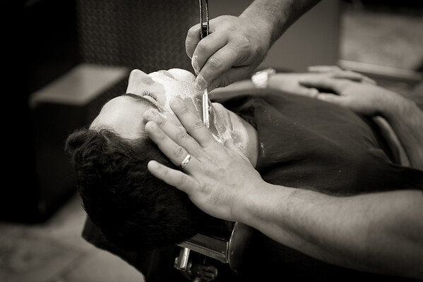Barber Shop - BW-15