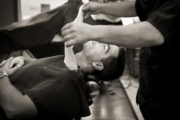 Barber Shop - BW-10