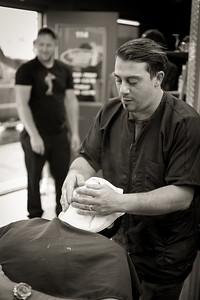 Barber Shop - BW-11