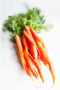 Bunch of Nante Carrots