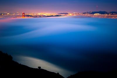 Marshmallow Fog