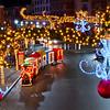 Redmond Town Center Christmas Train