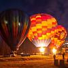 Redmond Lights Hot Air Balloons