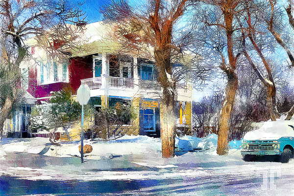 Heritage-Mansion-roundup-montana-watercolor