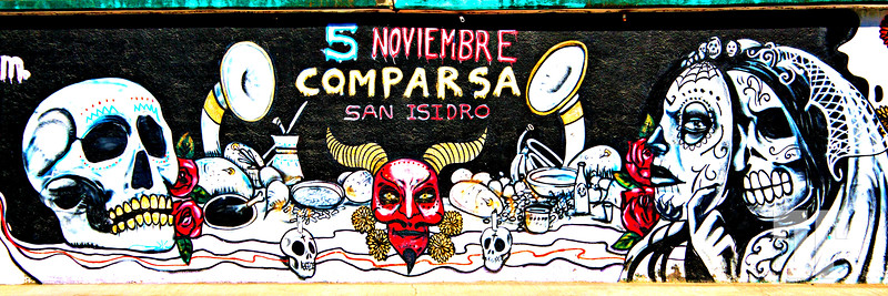 DayoftheDeath-mural-oaxaca-mexico