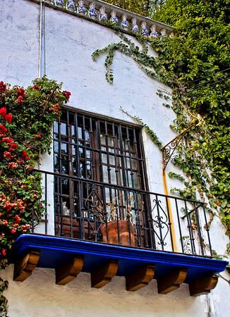 San Angel, a colonia of Mexico city