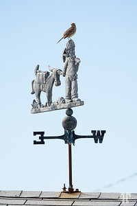 Weather Vane with a birdie :)
