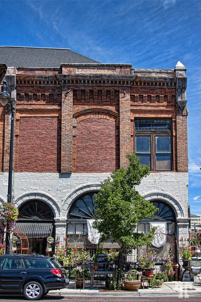 Yakima, Washington - historic building