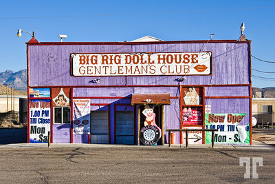 Big Rig Doll House