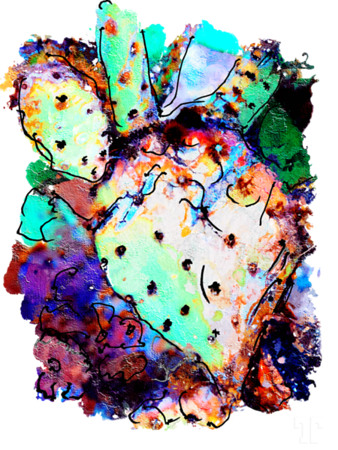 prickly-pear-cactus-abstract-transp