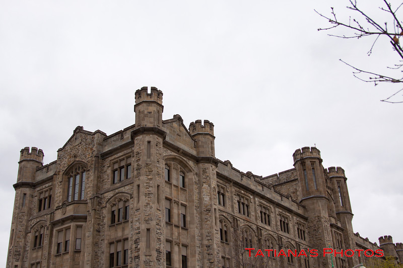 The Connaught Building is a historic office building in Ottawa, Canada, owned by Public Works and Government Services Canada.