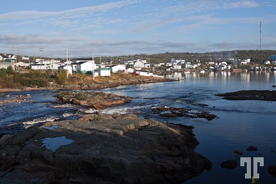 Mary's Harbour village