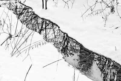 water-and-snow-bw