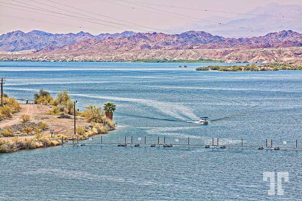 Colorado River at Havasu Lake, Arizona