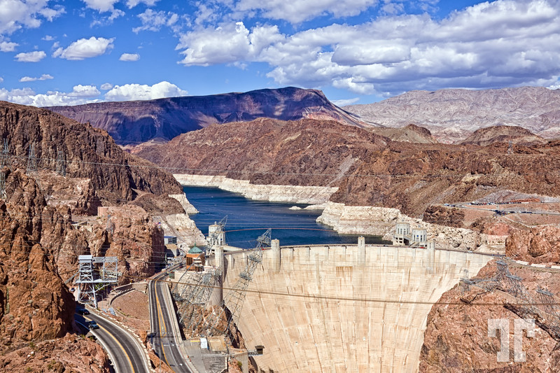 Hoover Dam and Lake Mead, Las Vegas