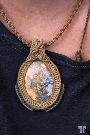 Artisanal made jewelry by an Australian young lady, who's visiting/working in Panama  - I'll post her photo tomorrow :)