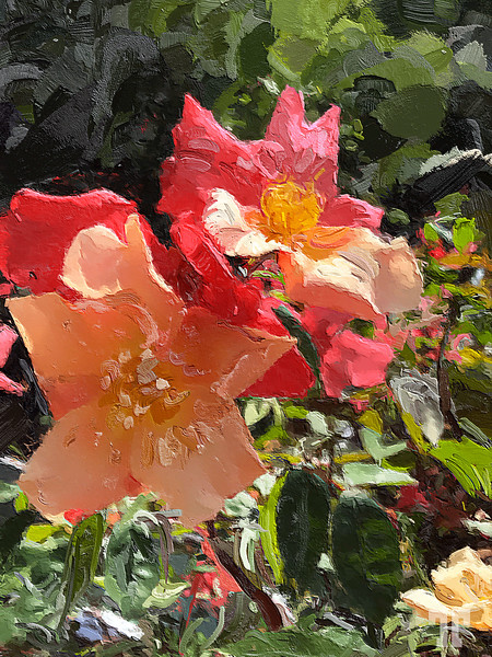 spring-flowers-portland-or-painting