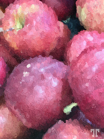 Red-apples-painting-art-height-9000px-gigapixel