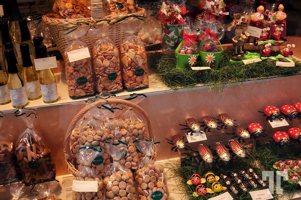 Candy store display in Köln, Germany - Cologne