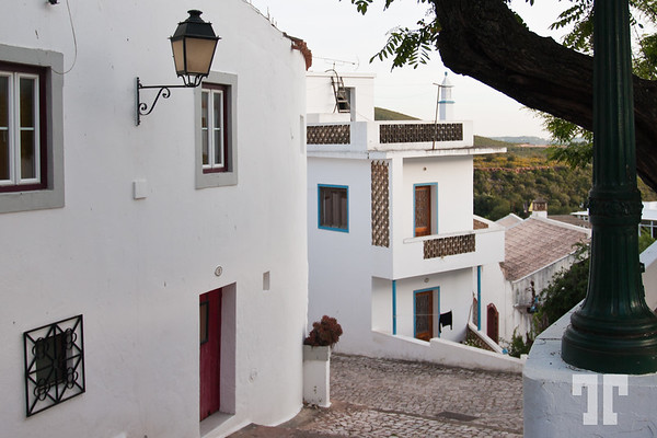 Houses in Alte, Portugal
