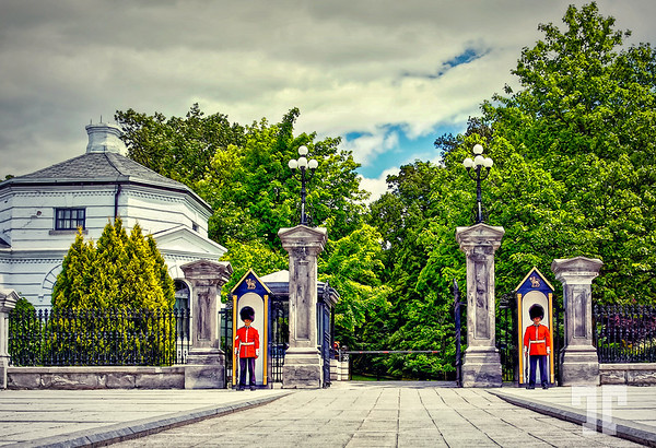 Canada's Governor General's residence in Ottawa -