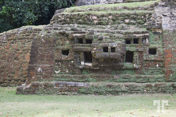 Mayan ruins - Belize, Lamanai jungle tour  - January
