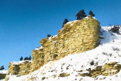 rock-formations-MONTANA
