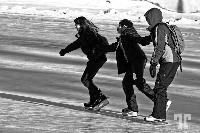 - January 23, 2010<br /> <br /> Rideau canal (Ottawa Canada) is open for skating 3<br /> <br /> Thank you for all your nice comments on my yesterday photo :) Ottawa January