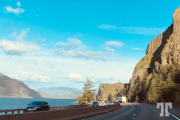 Columbia River Gorge, Hood River, OR