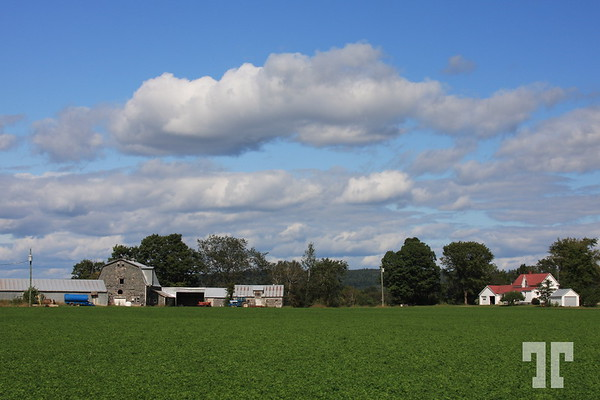 Quebec countryside